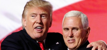 Future President Mike Pence is equally compromised by the Flynn mess too