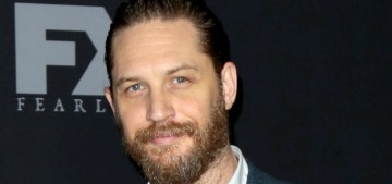 Tom Hardy cast as Venom in a stand-alone Spider-Man off-shoot movie