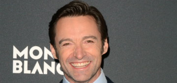 Hugh Jackman thought Wolverine was a wolf, didn't think it was a real animal