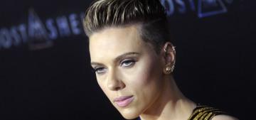 Scarlett Johansson has a new makeout buddy: SNL's Colin Jost