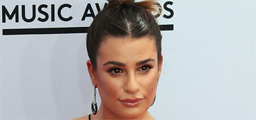 Lea Michele in David Koma at the Billboard Music Awards: fug or fine?