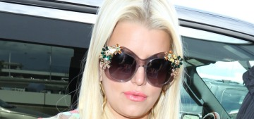 Jessica Simpson: 'We got an IUD, nothing's gonna get in that uterus'