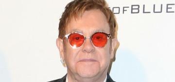Elton John slams the 'MTV Generation': 'We were real artists' before music videos
