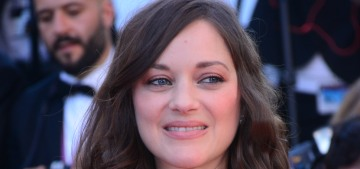 Fashion scandal: Marion Cotillard was 'unceremoniously dropped' by Dior