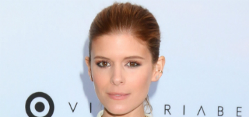 Kate Mara reveals when she fell in love with fiancé Jamie Bell