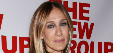 Sarah Jessica Parker realizes Sex and The City 2 'fell short'