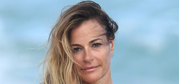 Kelly Bensimon on exercise: 'Women exhaust themselves & they age quicker'