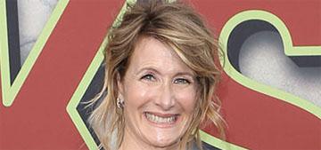 Laura Dern in Rodarte at the Twin Peaks premiere: artsy or awful?