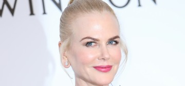 Nicole Kidman in Chanel at the Cannes amfAR gala: unflattering or cute?