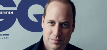 Prince William covers GQ UK, 'will fight' for his children 'to have a normal life'