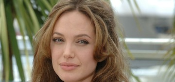 Angelina Jolie on motherhood: 'I try to lead by example, being conscious of others'