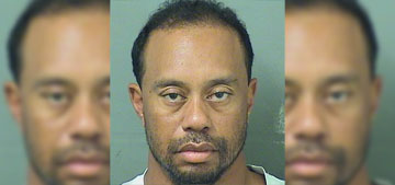 Tiger Woods was asleep with his car pulled over when busted for DUI