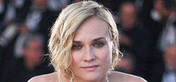 Diane Kruger may have to get a tattoo after losing a bet with her director