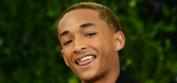 Jaden Smith claims Four Seasons spiked his pancakes, kicked him out