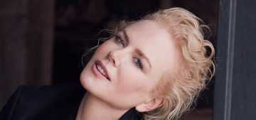 Nicole Kidman is not a texter: 'Keith & I don't ever text.  We call, we're old school'