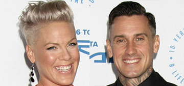 Pink and Carey Hart are 'solid' now after two breakups over 11 years