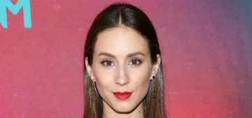 Troian Bellisario on portraying her eating disorder: 'like engaging with an addiction'