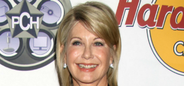 Olivia Newton-John cancelled her tour as she battles breast cancer