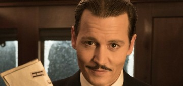 The 'Murder on the Orient Express' trailer is here and it is a dumpster fire