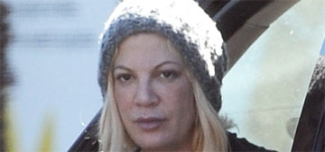 Tori Spelling ordered to pay $220k in default ruling after not showing up to court