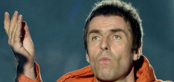 Liam Gallagher calls brother Noel a 'sad f–k' for not showing up for Manchester