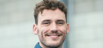 Sam Claflin is 'insecure' about his body, says men get objectified in Hollywood too