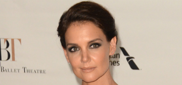 Katie Holmes enrolls at Harvard Business School: 'thankful to be with brilliant people'