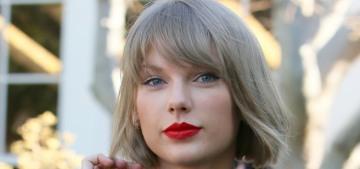 Taylor Swift & Joe Alwyn's date nights involve takeout, not swan pastries