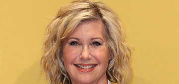 Olivia Newton-John covers People: is 'totally confident' she will beat cancer