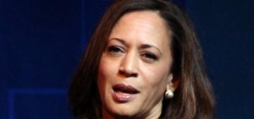 Sen. Kamala Harris was interrupted, told to be 'courteous' during Senate hearing