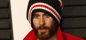 Jared Leto doesn't want kids right now: 'I have a lot of… things to take care of'