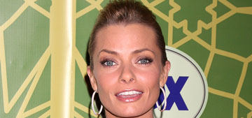 Jaime Pressly is pregnant and expecting twin boys