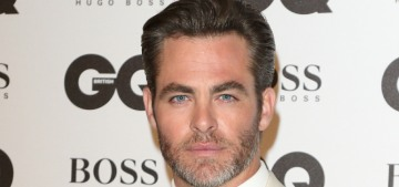 For the record, Chris Pine has been the 'Best Chris' for years now