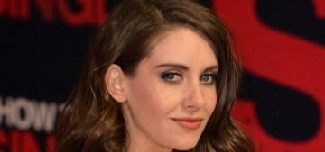 Alison Brie was asked to take off her top during her 'Entourage' audition