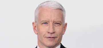 Anderson Cooper roots for Kathy Griffin, but 'what she did was inappropriate'
