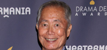 George Takei promotes gun reforms on the anniversary of the Pulse tragedy