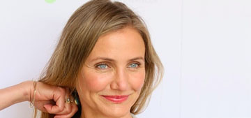 Cameron Diaz left Hollywood to find herself, 'make myself whole'