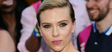 Scarlett Johansson in Michael Kors at the 'Rough Night' premiere: tired or cute?