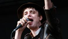 Pete Doherty wanders free; released from custody over technicality