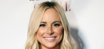 Amanda Stanton addresses mom shamersbecause 'it's so out of control'
