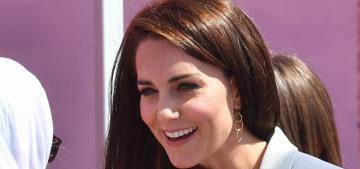 Duchess Kate wears J.Crew & Zara to 1851 Trust event: finally appropriate?