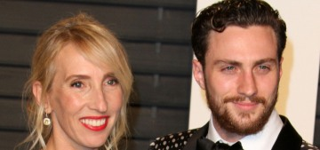 Sam Taylor Johnson's marriage to Aaron 'works better than my last marriage'
