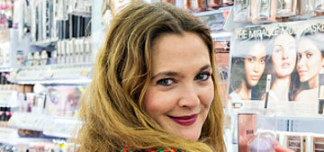 Drew Barrymore is dating an exec from company that makes her beauty line