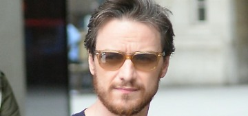 James McAvoy: Actors are told to lie about their 'struggles' to win awards