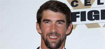 Michael Phelps will race a great white shark for Discovery Channel