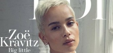 Zoe Kravitz: Directors still think 'the black girl needs to be married to the black guy'