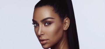 Kim Kardashian on the 'blackface' accusation: 'I was really tan when we shot'