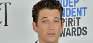 Miles Teller got cited for misdemeanor drunk-in-public, lived to tell the tale