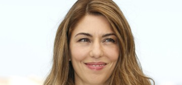 Sofia Coppola, a female director living in 2017, never heard of the Bechdel Test