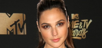THR: Gal Gadot & Henry Cavill probably got paid the same amount, actually